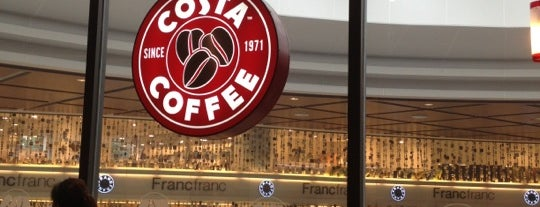 Costa Coffee is one of Checklist - Shanghai Venues.