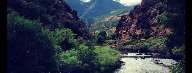 Waterton Canyon is one of Denver.
