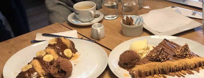 Baloro Creperie & Cafe is one of Kafe-barovi Beograda.