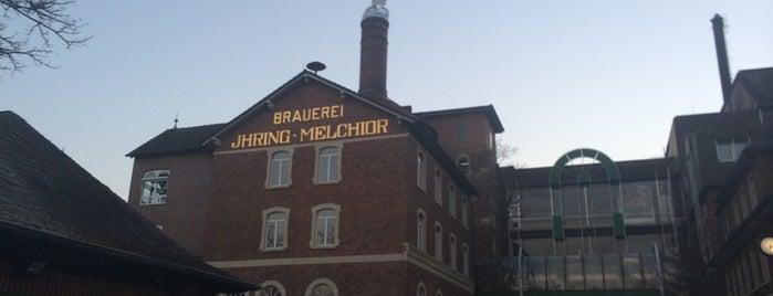 Licher Privatbrauerei is one of Hotspots Hessen | Bier.