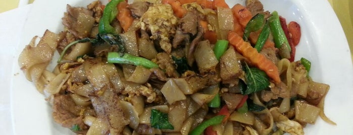 Bangkok Chef is one of Locais curtidos por Jay.