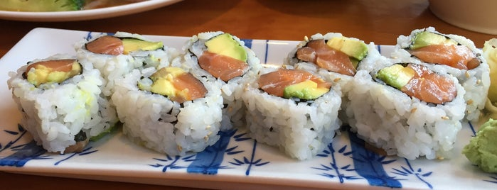 ocean sushi is one of Melrose.