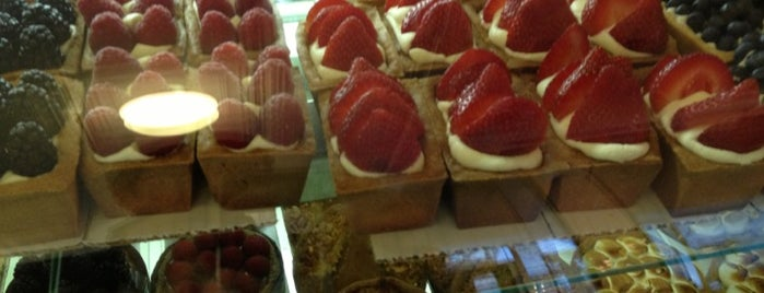 Tatte Bakery & Café is one of Best new restaurants 2012.