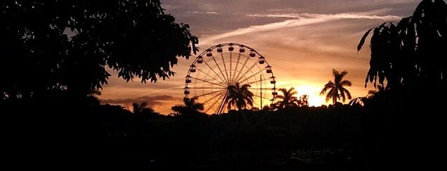 Ótimos parques e passeios de Belo Horizonte