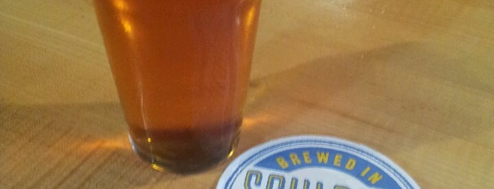 The Schlafly Tap Room is one of St. Louis brewpubs.