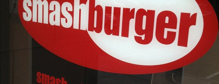 Smashburger is one of Wade'nin Beğendiği Mekanlar.