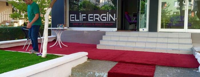 Elif Ergin  Makeup Studıo is one of Locais curtidos por Lili.