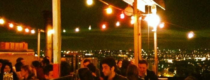 Balkon Bar is one of Istanbul.