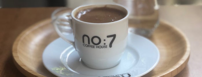 No:7 Coffee House is one of Liliさんのお気に入りスポット.