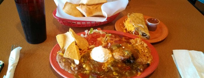 Little Anita's New Mexican Food is one of Denver.