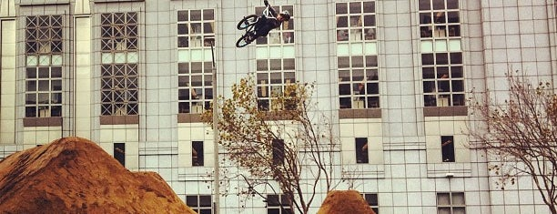 Dew Tour is one of to do in sf.