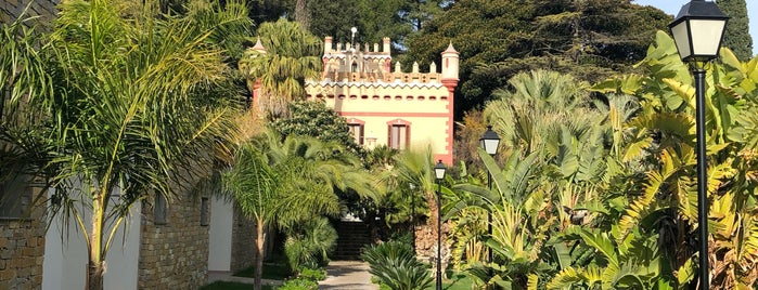 Villa Retiro Xerta is one of Hoteles.