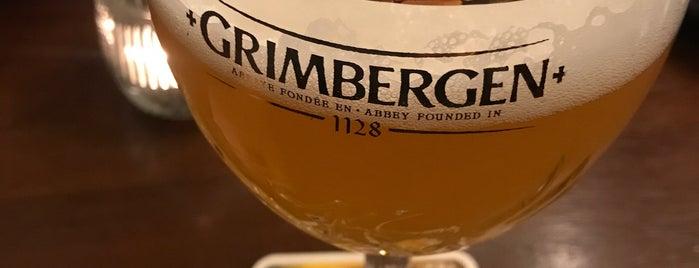 Belgisch biercafe is one of Lugares favoritos de iMoon.