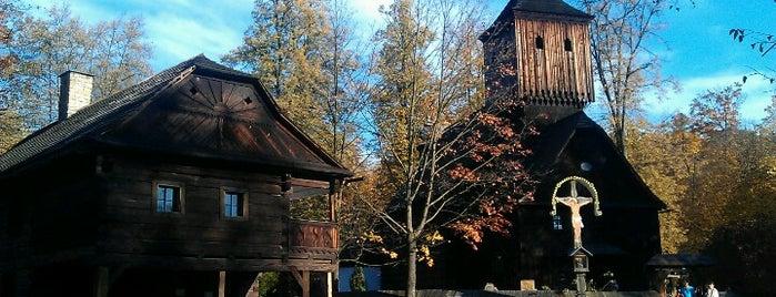 Valašské muzeum v přírodě is one of Sightseeing.