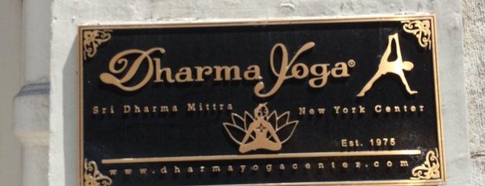 Dharma Mittra Yoga West is one of yoga.