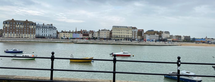 Harbour Arms is one of Margate.