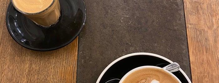 Kaffeine is one of Lugares guardados de Eric.