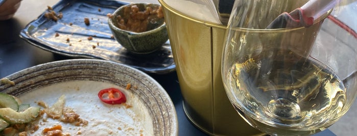 Sambal Shiok is one of London Eat.