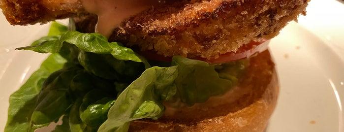 Bellanger is one of London Food Favs.