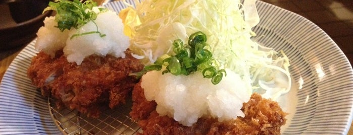 Katsu-Hama is one of Japan In New York.