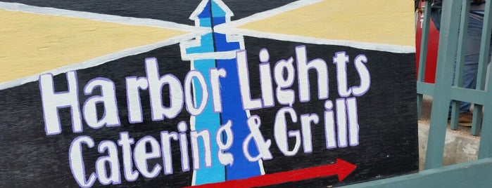 Harbor Lights Catering & Grill is one of Good eats 2.