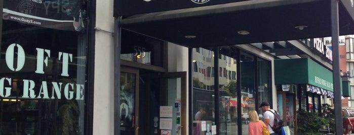 International Spy Shop is one of Sf.