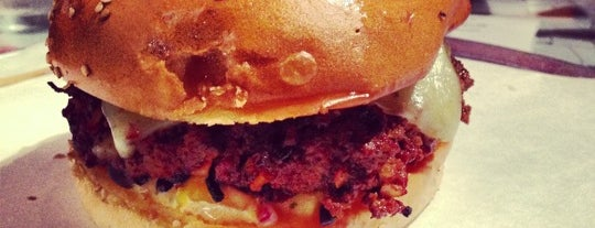 BGR - The Burger Joint is one of To-Do.