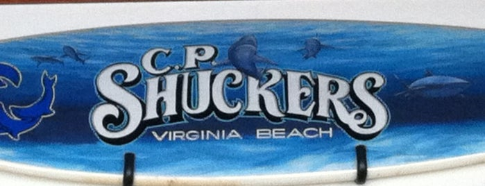 CP Shuckers Oceanfront is one of DMV sightseeing.