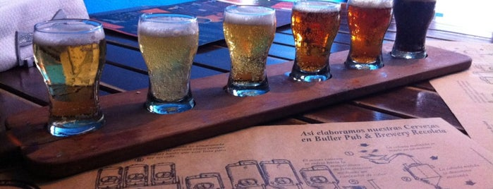Buller Pub & Brewery is one of Bares & Barras de Buenos Aires.
