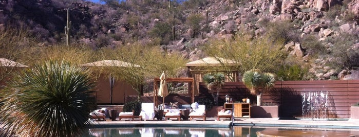 The Ritz-Carlton, Dove Mountain is one of Posti che sono piaciuti a Heidi.