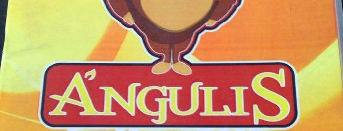 Angulis Beer is one of Locais salvos de Hamblert.