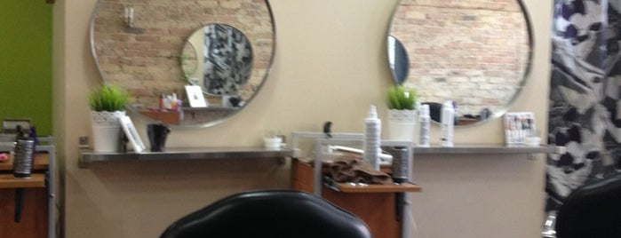 Chicago Avenue Salon is one of Places to try - Chicago.