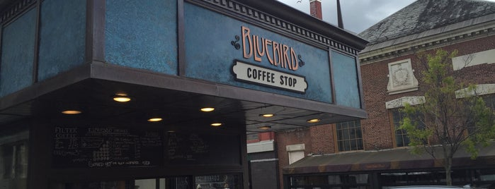 Bluebird Coffee Stop is one of Vermont.