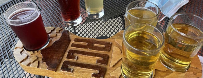 Red Clay Ciderworks is one of NC Craft Breweries.