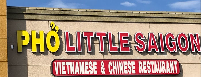 Pho Little Saigon is one of Lugares guardados de Lizzie.