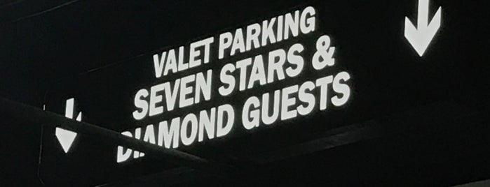 Planet Hollywood Valet is one of Las Vegas.