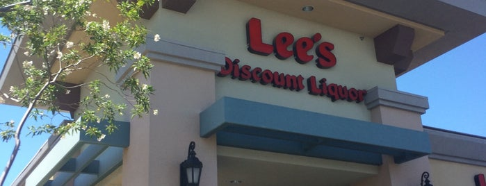 Lee's Discount Liquor is one of Sin City 님이 좋아한 장소.