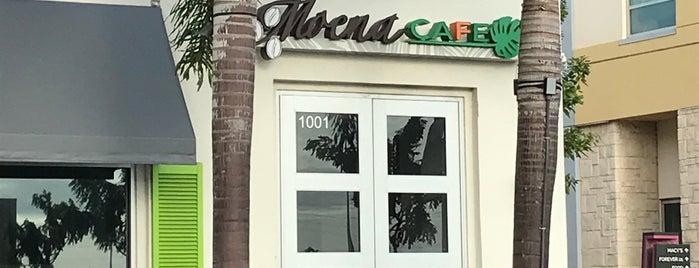 Moena Cafe is one of Hawaiian Shirts 24/7.