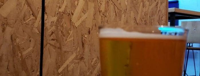 Insurgente Tasting Room is one of Beer Spots.