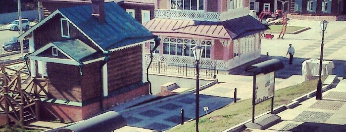130-й квартал is one of Россия.