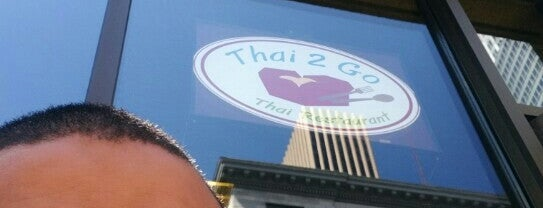 Thai 2 Go is one of Lieux sauvegardés par Trixie.