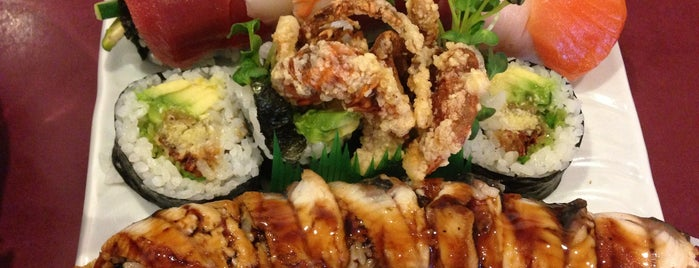 Sushi King is one of Favorite Local Kine Hawaii.