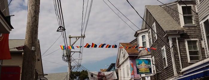 Provincetown, MA is one of Tempat yang Disimpan Enrico.