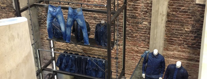 G-Star RAW Store is one of Best of Cologne (Köln).