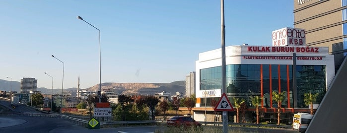 Özel Ento KBB Tıp Merkezi is one of Posti che sono piaciuti a ⛵️surfer.