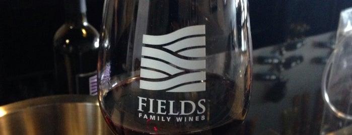 Fields Family Wines is one of Posti salvati di Caroline.