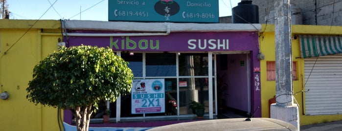 Kibou is one of Locais curtidos por Adela.