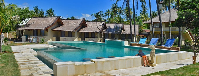 Juliantos Resort is one of Tour to Gili Trawangan, Meno dan Air.