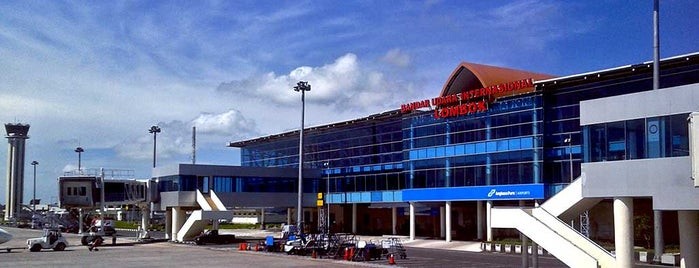 Lombok International Airport (LOP) is one of Tour to Gili Trawangan, Meno dan Air.