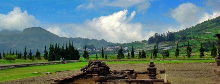 Dieng Plateau is one of Java / Indonesien.